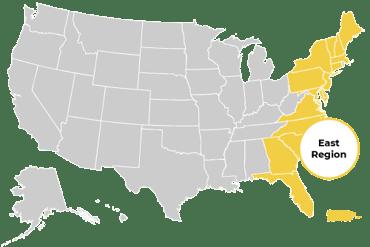 East-Regions